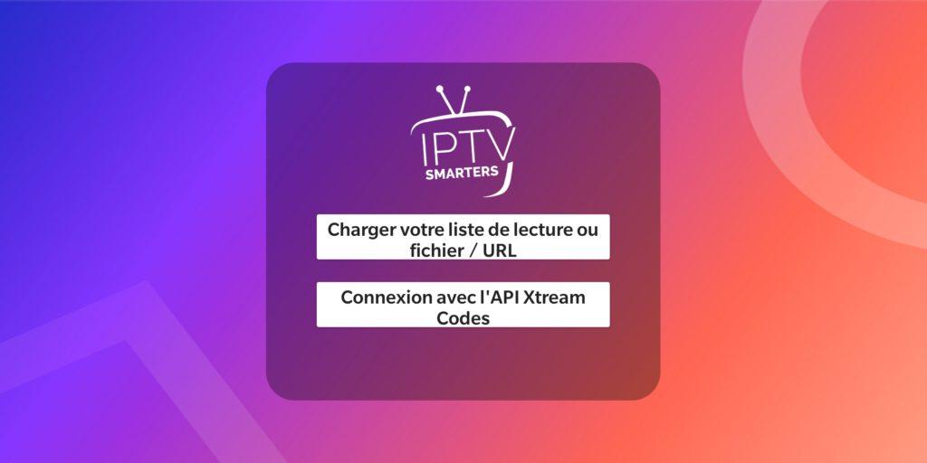 Choisir API Xtream Codes