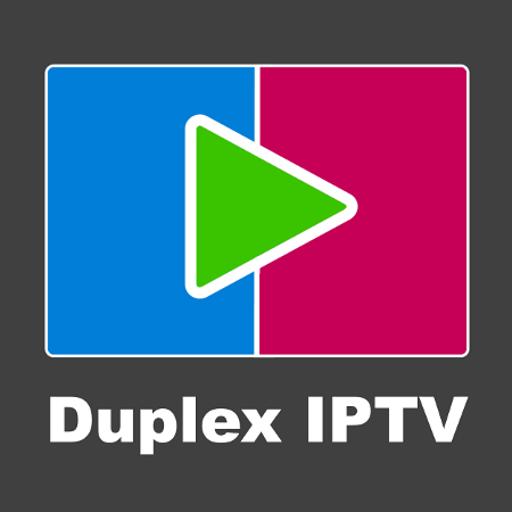Logo Duplex IPTV
